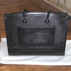 Louis Vuitton Leather Madeleine PM Bag